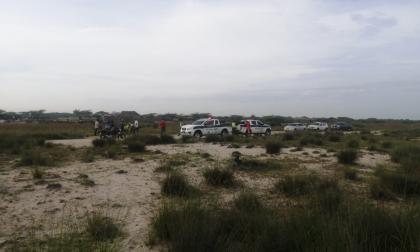 Encuentran cuerpo de un hombre maniatado y baleado en Riohacha