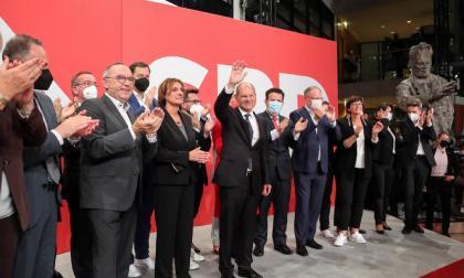 Reñidas elecciones en Alemania le dan ventaja a socialdemócratas