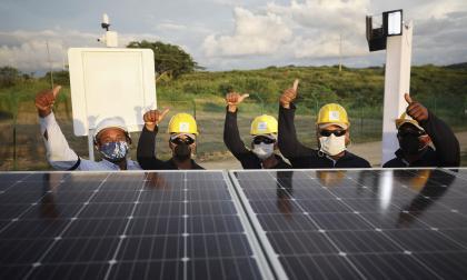 Atlántico, atractiva para inversión en energías renovables
