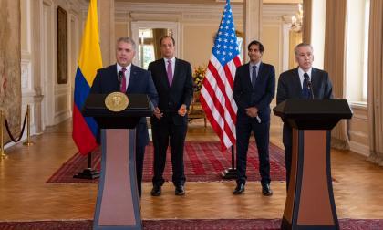 Duque anunció la agenda continental que EE. UU. realizará en Colombia