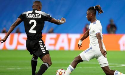 Real Madrid enfrentó al Sheriff en la Liga de Campeones