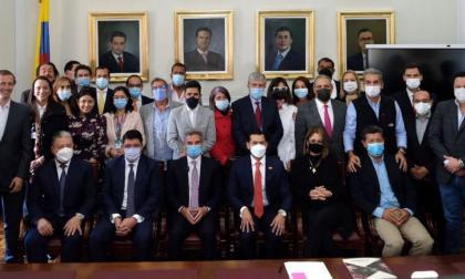 Histórico: Gobierno radicó en el Congreso proyecto Ley de Acción Climática