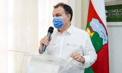 Alcalde de Sincelejo lanza críticas a la oposición