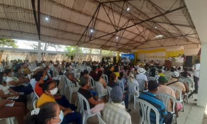 En Sitionuevo adjudicaron 1300 títulos de propiedad de viviendas