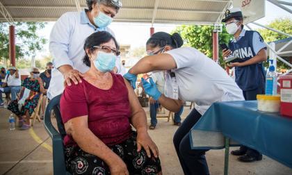 En Sucre la aplicación del refuerzo de la vacuna será con agendamiento