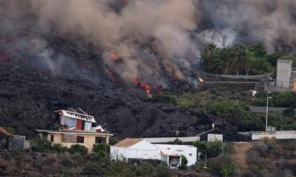 Volcán de la palma afectó más de mil edificaciones