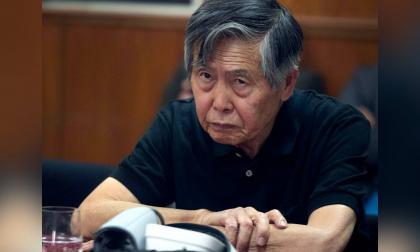Hospitalizan al expresidente peruano Alberto Fujimori por baja oxigenación