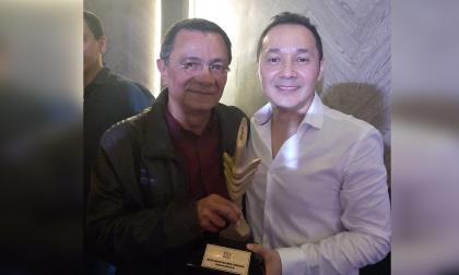 Fernando Meneses, ganador de la Canción Vallenata Tradicional