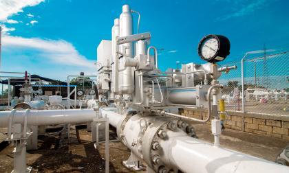 Inversiones en transporte de gas suman USD1,63 billones