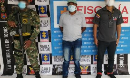 Capturan a exparamilitar vinculado a desaparición de 7 agentes del CTI en Cesar