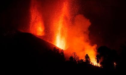 La erupción del volcán de La Palma entra en fase de estabilidad