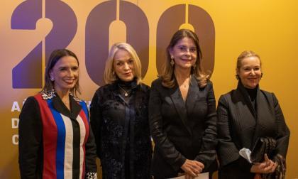 Duque y Ramírez conmemoran el bicentenario de la Cancillería