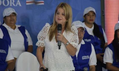 Gobernadora Noguera presentó presupuesto por más de 2 billones de pesos