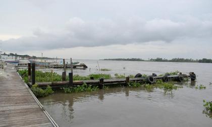 20 menores se bañaban en el río Magdalena: uno está desaparecido