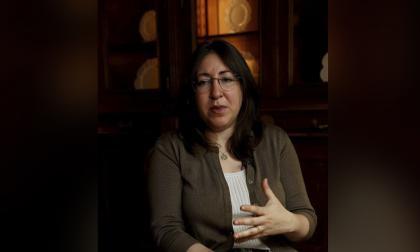 El 'Exodus' que en Berlín liberó a la escritora Deborah Feldam
