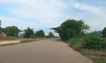 Hombres con camuflados y pasamontañas atacaron ranchería wayuu