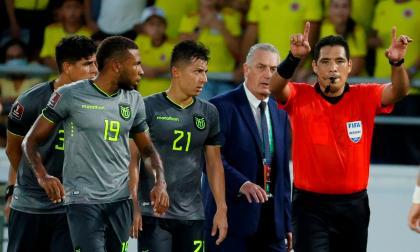 La marrullería ecuatoriana ayudó a redondear el empate