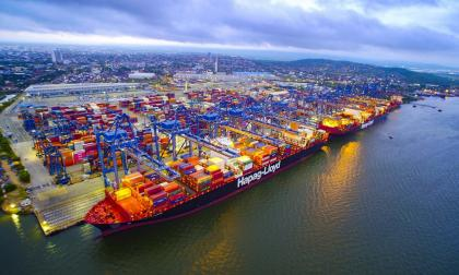 El déficit en la balanza comercial colombiana es de USD1.624,1 millones