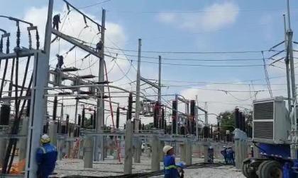 La causas del incendio en la subestación eléctrica Silencio en Barranquilla