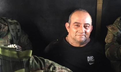 Cayó 'Otoniel', narcotraficante más buscado del país