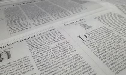 Independencia periodística