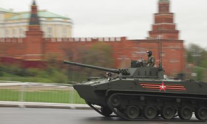 En imágenes   Así se vivió el Día de la Victoria en las calles de Moscú