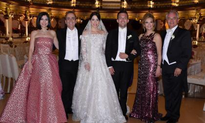 Matrimonio Bischoff Mendoza - Díaz Granados Gerlein
