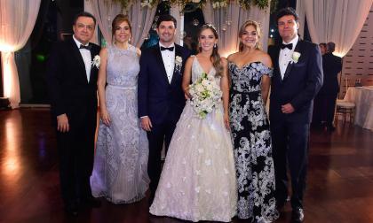 Matrimonio Ordóñez Beltrán – Jáuregui Andrade