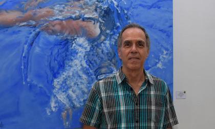 Exposición de Roberto Angulo 'Proceso azul'