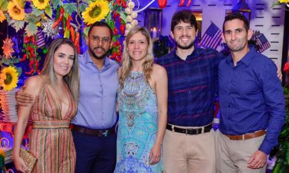 Cumpleaños de Ricardo Gómez Acevedo