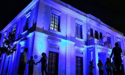 Conmemoración en Barranquilla del Día Mundial de la Concientización sobre el Autismo