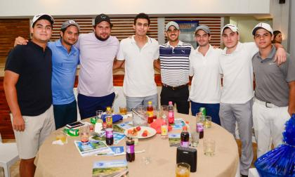 II Torneo de Golf del CCI Norte