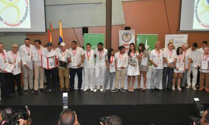 En imágenes   Los protagonistas en los premios Acord Atlántico