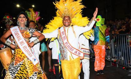 Un Carnaval incluyente se vivió en la Guacherna LGTBI 2020