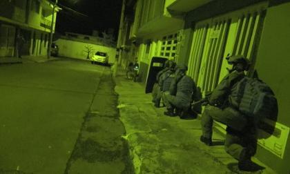 Así fue el operativo de captura de los implicados en el atentado a la Policía