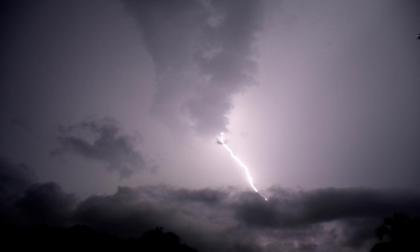 Fuerte tormenta eléctrica azotó a Barranquilla