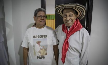 Catalino Parra, el gaitero que nunca dejó de sonreír