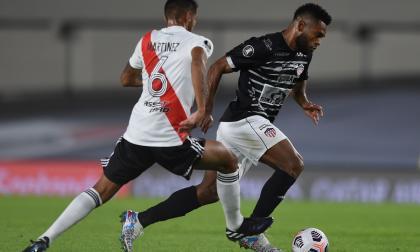 Partido de Junior contra River Plate