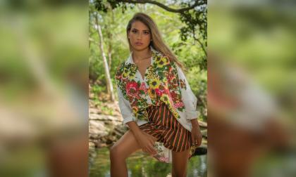 La pasión por el modelaje de Jirley Peñaranda