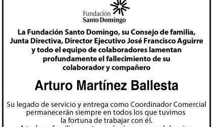 Arturo Martínez Ballesta