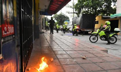 Ambiente previo al partido Colombia vs Argentina en Barranquilla
