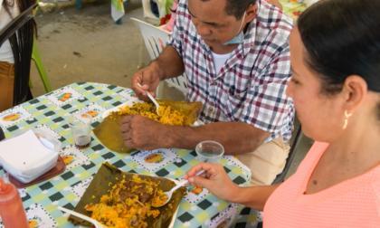 Masiva asistencia al Festival del Pastel en Pital de Megua