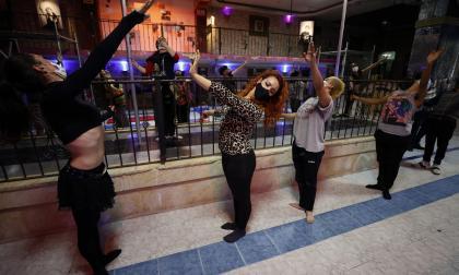 El prostíbulo de Bogotá que se convirtió en refugio