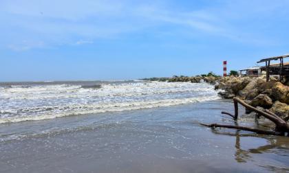 Caseteros del Atlántico preocupados por fuertes vientos