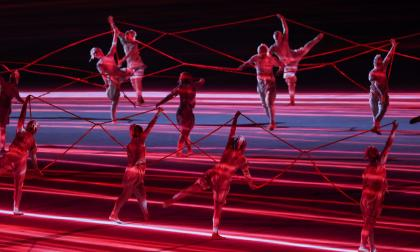 Los mejores momentos de la inauguración de los Juegos Olímpicos de Tokio