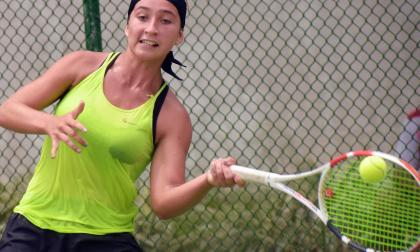 Fotos del segundo día del Torneo Cosat de Tenis en Barranquilla