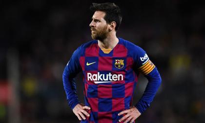 Barcelona y Messi