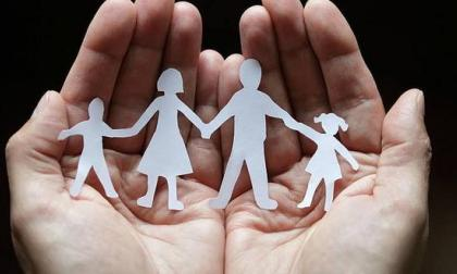 Familia árabe