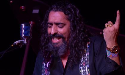 Con Vida Loca, Diego El Cigala finalizó el concierto en Barranquilla
