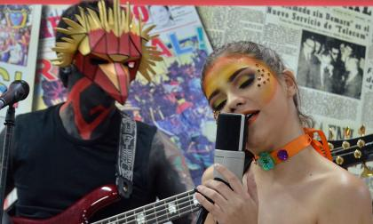 La agrupación barranquillera Karnivale debuta 'El bando' en #SesionesEH